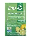 Ener-C 1,000 mg Vitamin C Effervescent Lemon Lime Drink Mix Sample
