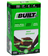Built Bar Mint Brownie
