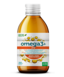 Genuine Health Omega3+ Joy Liquid Natural Orange