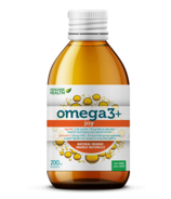 Genuine Health Omega3+ Joy Liquid Natural Orange