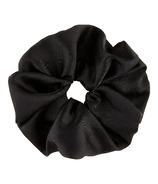 Kristin Ess Hair Oversized Scrunchie Black