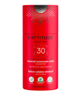 ATTITUDE SPF 30 Sunscreen Stick Unscented