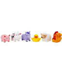 Sunnylife Bath Squirters Farm Animals Set