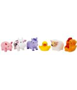 Sunnylife Bath Squirters Farm Animals Set