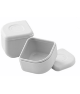 Miniware Silipods 2 Pack Dove Grey