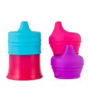 Boon Snug Spout With Cup Pink Multi