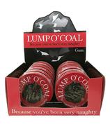 Lump O'coal Tin
