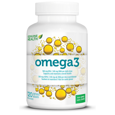 Genuine Health Omega3 Large Pack