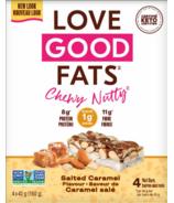 Love Good Fats Chewy Nutty à saveur de sel de mer