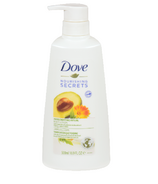 Dove Nourishing Secrets Invigorating Body Lotion