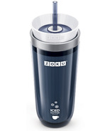 Zoku Iced Coffee Maker in Grey