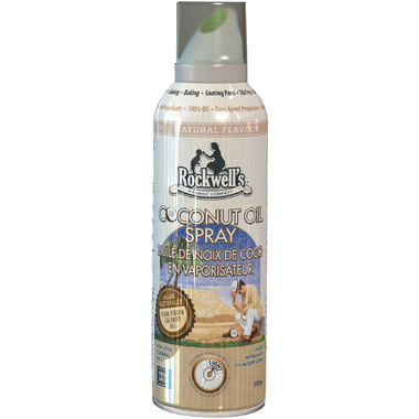 Rockwell\'s Whole Foods Coconut Oil Cooking Spray