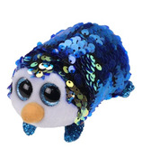 Ty Flippable Teeny Ty Payton the Penguin Sequin