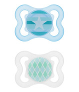 Mam Silicone Mini Air Pacifier Blue