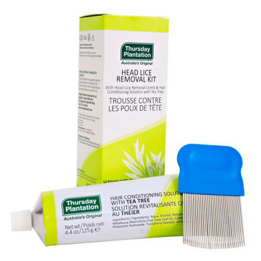 Thursday Plantation Head Lice Kit