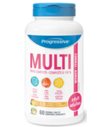 Progressive Chewable Multi pour les femmes adultes