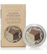 Pacifica Super Powder Supernatural Eye Shadow Trio