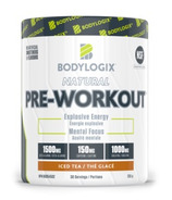 Bodylogix Natural Pre-Workout Iced Tea