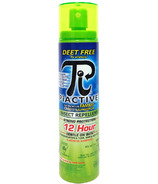 PiActive DEET Free Insect Repellent Travel Size