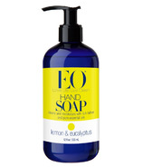 EO Liquid Hand Soap Lemon & Eucalyptus