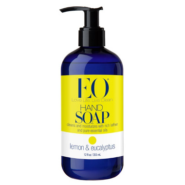 EO Liquid Hand Soap Lemon & Eucalyptus