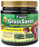 Naturvet GrassSaver Plus Cranberry & Enzymes Soft Chews