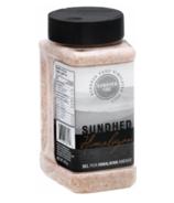 Sundhed Himalayan White Salt Fine Grain Jar