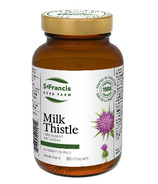 St. Francis Herb Farm Milk Thistle VegiCaps