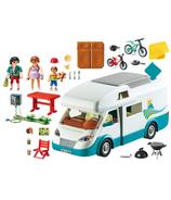 Playmobil Family Fun camping en famille