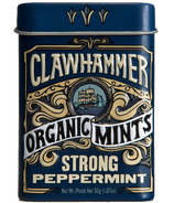 Clawhammer Organic Mints Strong Peppermint