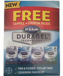 Dr. Scholl's DuraGel Sample Pack