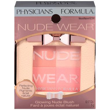 Physicians Formula Nude Wear Glowing Nude Blush