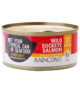 Raincoast Trading Sockeye Salmon Skinless & Boneless