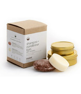 Unwrapped Life Miami Travel Set Wanderlust Collection Almond + Coconut