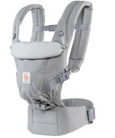 Ergobaby Three Position Adapt Baby Carrier Pearl Grey