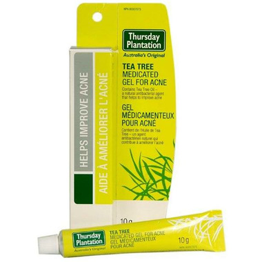Thursday Plantation Tea Tree Medicated Gel For Acne