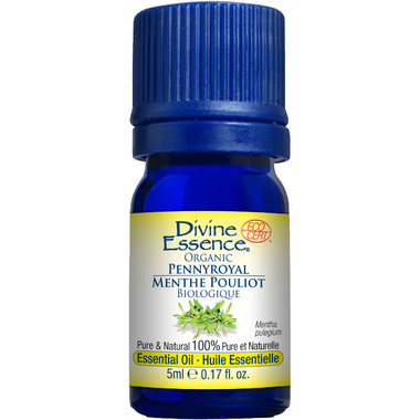 Divine Essence Pennyroyal Organic Essential Oil
