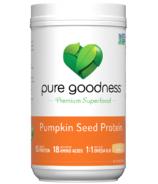 Pure Goodness Pumpkin Seed Protein Vanilla