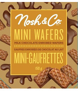 Nosh & Co. Mini Wafers