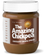 The Amazing Chickpea Spread Chocolate