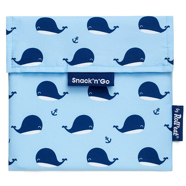 Roll\'Eat Snack\'N\'Go Whales