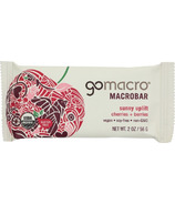 GoMacro MacroBar Cherries + Berries