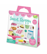 Peaceable Kingdom Sweet Shoppe Reusable Sticker Tote
