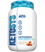 ANS Performance KETOSYS Protein Powder Salted Caramel
