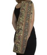 Samyoga Handmade Yoga Mat Bag Paisley