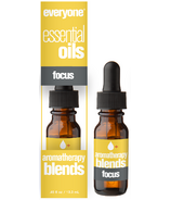 Everyone Essential Oils Aromatherapy Blends Focus