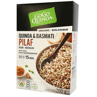 GoGo Quinoa Quinoa & Basmati Pilaf