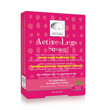 New Nordic Active Legs Strong