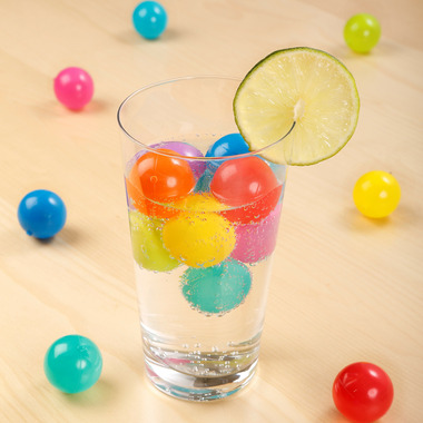Kikkerland Rainbow Reusable Ice Cubes