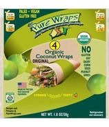 The Pure Wraps Organic Coconut Original